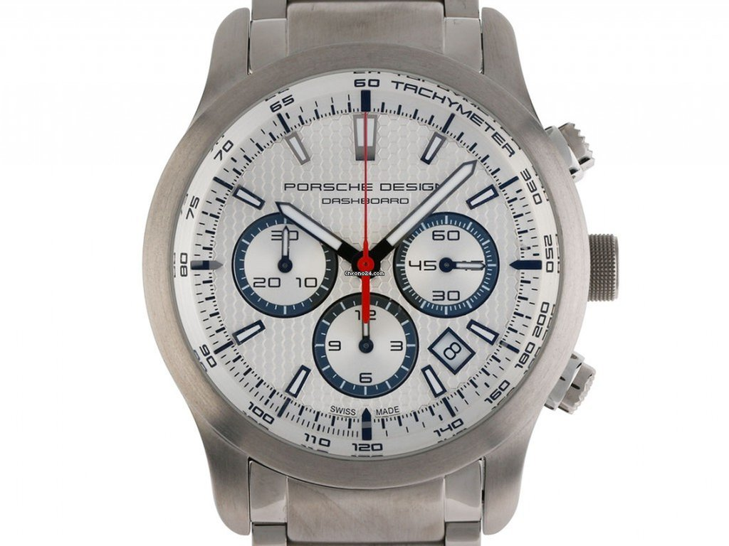 e935c7d2a41 Porsche Design Dashboard - Todos os preços de relógios Porsche Design  Dashboard na Chrono24