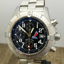 Breitling Super Avenger Chrono SS Limited Edition 1/500 NHL