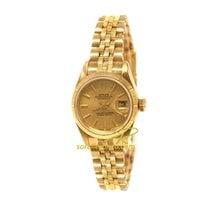 Rolex Datejust Jubilee 26mm Yellow Gold