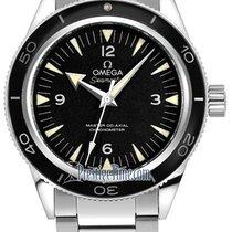 Omega Seamaster 300 nuevo 2020 Automático Reloj con estuche original