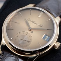 H.Moser & Cie. new Manual winding Small Seconds 40.8mm Rose gold Sapphire Glass