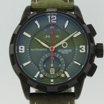 Meccaniche Veloci pre-owned Automatic 43mm Green Sapphire crystal