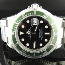 Rolex Submariner Ghiera Verde Ref. 16610lv Nos