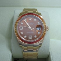 Rolex Oyster Perpetual Datejust Pearlmaster 39 86348SAJOR...