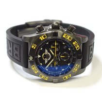 Breitling Chronomat GMT 47mm Stainless Steel Mens Watch on...
