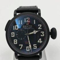 Zenith Pilot Type 20 GMT occasion 48mm Acier