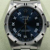 Rolex Air King Precision Steel 34mm Blue Roman numerals United States of America, Florida, Miami