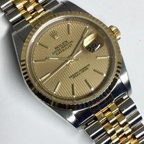 Rolex 2 tone datejust