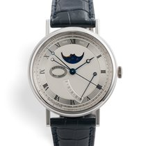 Breguet 7787BB/12/9V6 Classique Moonphase - White Gold 39mm