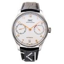 IWC Portuguese Automatic Acero 42.3mm Plata