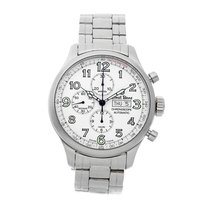 Ernst Benz Chronograph 47mm Automatic pre-owned White