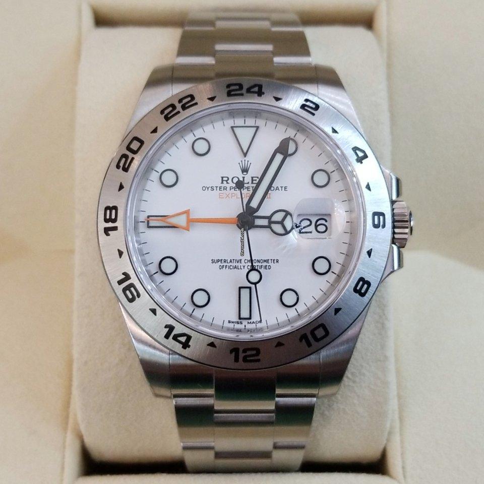 Rolex Explorer II M216570-0001 nov