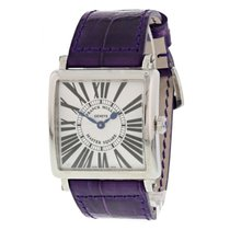 Franck Muller Master Square Steel 32.7mm Silver United States of America, New York, New York