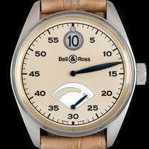 Bell & Ross Platinum 38mm Automatic 123JH pre-owned