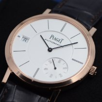 Piaget Altiplano Rose gold 40mm White No numerals United States of America, Texas, Houston