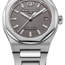 Girard Perregaux Laureato Steel 38mm Grey