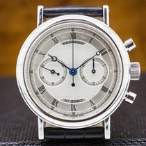 Breguet Classique pre-owned 38mm White gold