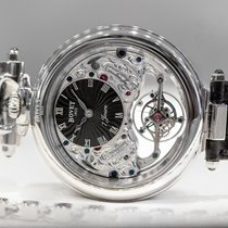 Bovet White gold 44mm Manual winding AIF0T006-03 pre-owned