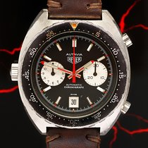 Heuer 11630 1975 pre-owned