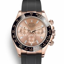 Rolex Rose gold 40mm Automatic 116515LN-0016 new