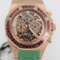 Audemars Piguet Royal Oak Tourbillon new 2019 Automatic Watch with original box and original papers 26347OR