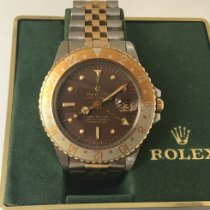Rolex Gold/Steel 40mm Automatic 1675 pre-owned