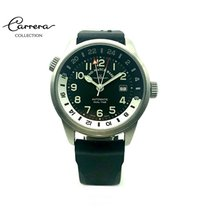 Zeno-Watch Basel usados Automático 44mm Negro Cristal de zafiro 10 ATM