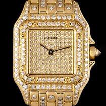Cartier Panthère Yellow gold 22mm