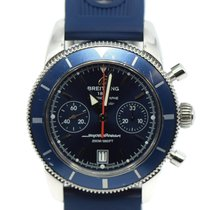 Breitling A23370 Steel 2013 Superocean Héritage Chronograph 44mm pre-owned United States of America, New York, New York