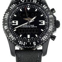 Breitling Chronospace Military M78367 Very good Steel 46mm Quartz United States of America, Illinois, BUFFALO GROVE