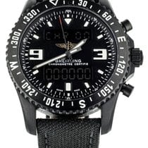 Breitling Chronospace Military Steel 46mm Black United States of America, Illinois, BUFFALO GROVE