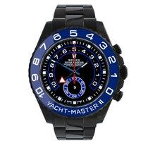 Rolex Yacht-Master II Otel 40mm Negru