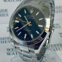 Rolex Milgauss 116400 2009 new