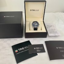 TAG Heuer Carrera Calibre 16 Steel 43mm Black Australia, Perth
