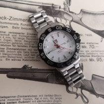 TAG Heuer Formula 1 Quartz rabljen 41mm Bjel Datum, nadnevak Zeljezo