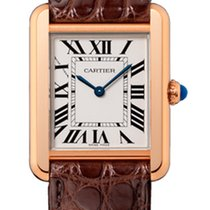 Cartier W5200024 Rose gold 2019 Tank Solo 31mm new