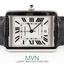 Cartier Tank Solo W5200027 2013 pre-owned