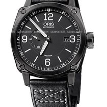 Oris BC4 Steel 48mm Black United States of America, New York, Brooklyn