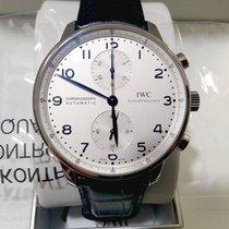 IWC Portuguese Chronograph Acciaio 41mm Italia, VERONA