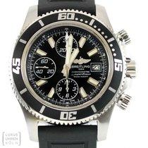 Breitling Uhr Superocean Chronograph Automatik Edelstahl Ref....