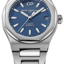 Girard Perregaux 81010-11-431-11a Steel 2021 Laureato 42mm new United States of America, New York, Airmont