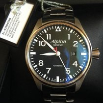 Alpina Steel Automatic Startimer new