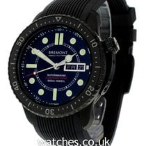 Bremont S500 Supermarine Royal Navy Clearance Diver