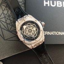 Hublot Big Bang Sang Bleu 465.SS.1117.VR.1704.MXM18 2020 neu