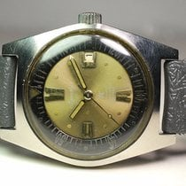 Aquastar 37mm Automatic 1965 pre-owned Champagne