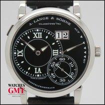 A. Lange & Söhne Grand Lange 1 White Gold Black Dial