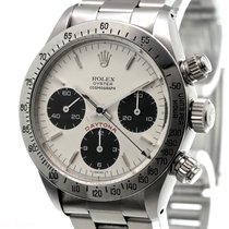 Rolex Vintage Daytona Cosmograph Ref-6265 Big Red Dial...