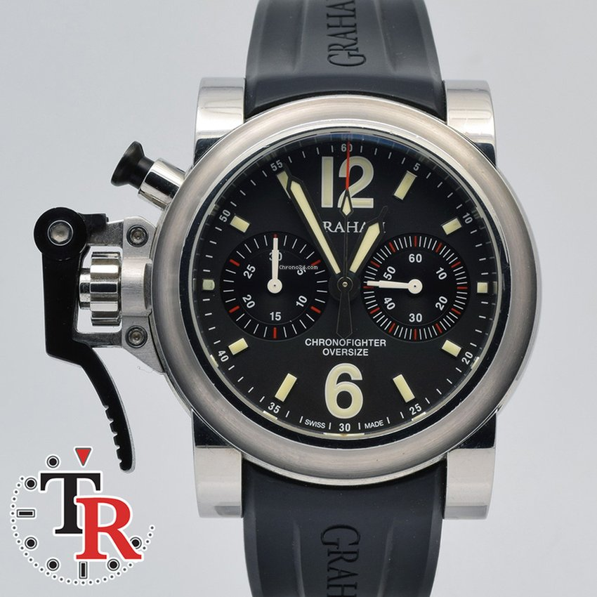 e78a6c49f01d Graham Chronofighter - Precios de Graham Chronofighter en Chrono24