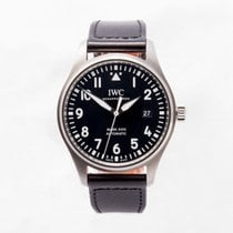 IWC Pilot Mark pre-owned 40mm Steel