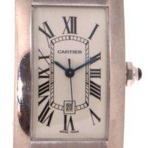 Cartier Tank Américaine White gold